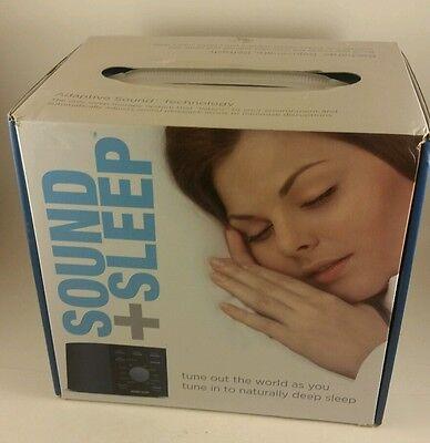 Ecotones Sound + Sleep Machine, Model ASM1002 *New Open Box*