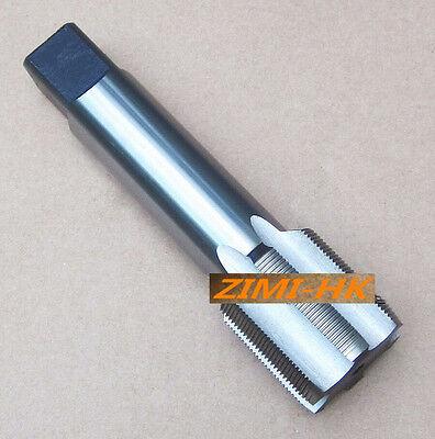 S 1pcs 35mm X 1.5 Metric Hss Right Hand Thread Tap M35 X 1.5 Mm High Quality