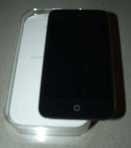 Ipod Black Touch 4th Gen 32 Gig - NEEDS REPAIRS OR FOR PARTS Morley Bayswater Area Preview