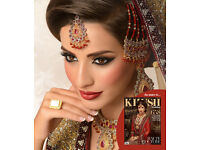 Pro Makeup Artist & Hair Stylist - As seen in KHUSH Magazine and Asian Bride Magazine