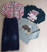 Boys Size 5/6 Shirts Lot
