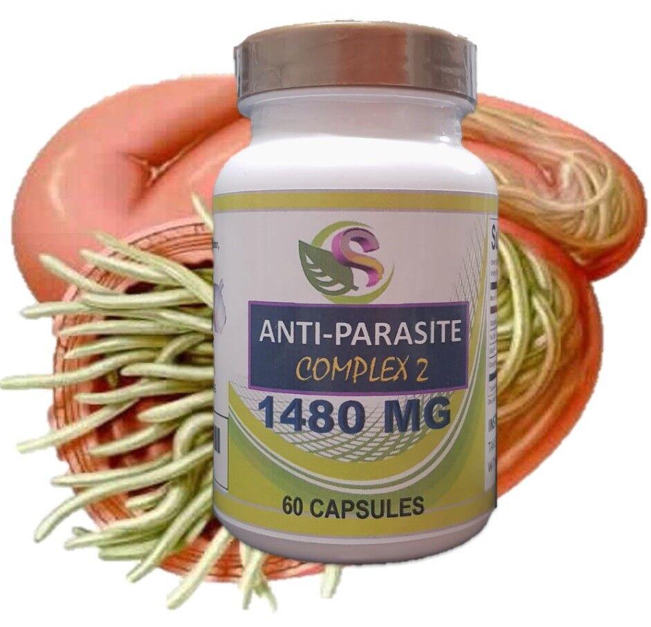 Fast COLON DETOX Clean & Flush Colon Parasite and lower intestines kill egg fast 4