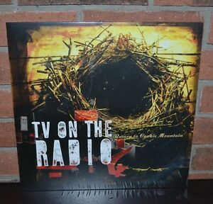 Tv On The Radio Return To Cookie Mountain Vinyl New Ebay