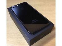 Apple iPhone 7 Plus, 128GB,Jet Black Unlocked