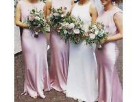 3 Ghost Bridesmaids dresses