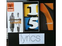 The Complete Adventures of THE STYLE COUNCIL 5 CD BOX SET [EX/NM] 1998 Limited