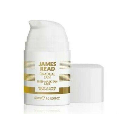 James Read Gradual Tan Light Medium Sleep Mask Face 50ml