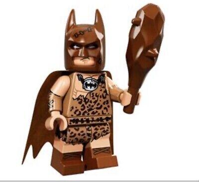 LEGO The Batman Movie Minifigure Series 1 -CAVE BATMAN- New