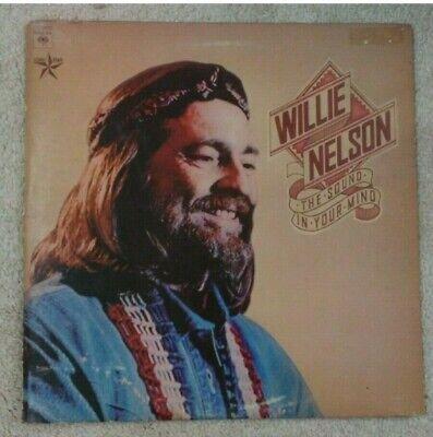 Willie Nelson- The Sound In Your Mind (Vinyl LP