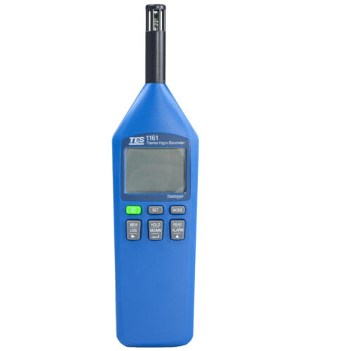 TES-1161 Thermo / Hygro / Barometer / Humidity Temperature Meter✦Kd