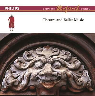 PHILIPS MOZART Theatre and Ballet Music/ Rarities/Surprises 5CD box set SEALED Ballet Music Box