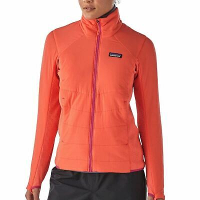 Patagonia Womens Nano Air Light Hybrid Jacket Carve Coral