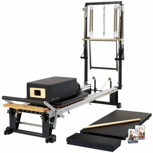 Merrithew V2 Max Plus Reformer Bundle ST-01083 Stott Pilates