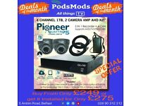SALE***QVIS FULL HD CCTV SYSTEMS**