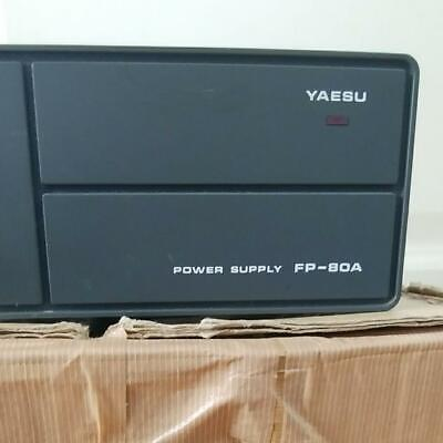 YAESU POWER SUPPLY FP-80A DC POWER For FT-480R / FT-680R / FT-780R Transceivers
