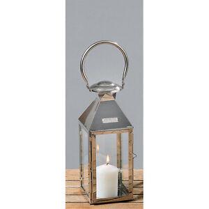 Laterne silber kerzenst nder teelichthalter ebay for Orientalische laterne silber