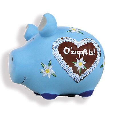 Sparschwein mit herz spardose sparb chse keramik hochzeit for Hochzeit geldgeschenk hohe