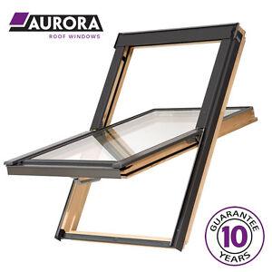 Aurora Roof Windows 78 x 112 cm (VELUX, Fakro, Keylite style) Inc. Flashing