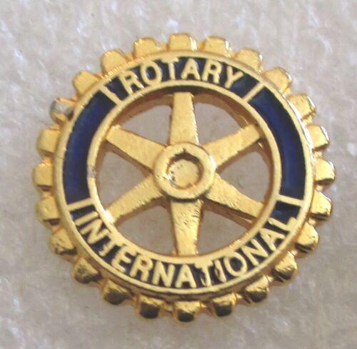 Rotary International Member Lapel Pin Or Tie Tack - Rotary Club