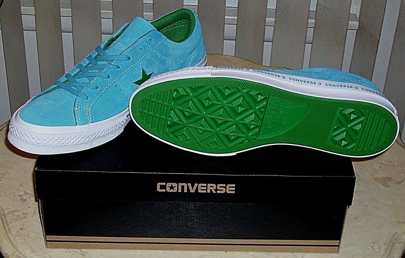 Converse Chuck Taylor All Star Hawaiian Print Ox Shoes Post
