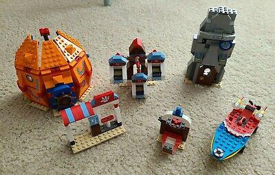 Lego SpongeBob SquarePants Set Lot With Instructions