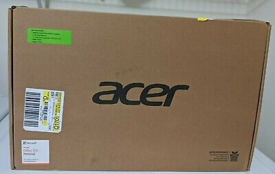 New Acer SF114-32-P2PK Swift 1 4 GB RAM 14 Inch Full HD Notebook - Silver