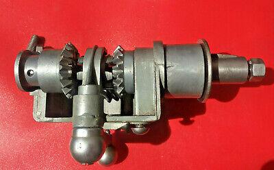 10 Atlas Lathe Forward Reverse Gear Box Assembly Complete