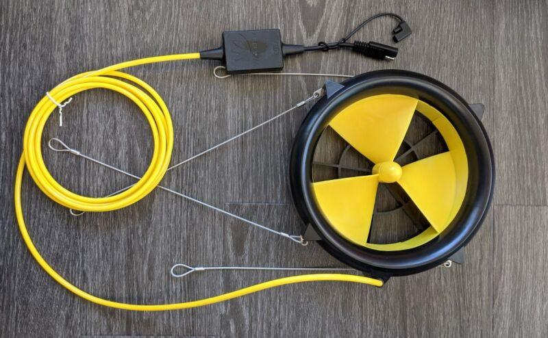 WaterLily Turbine 12V - Portable Power Generator Survival Gear, Emergency Prep