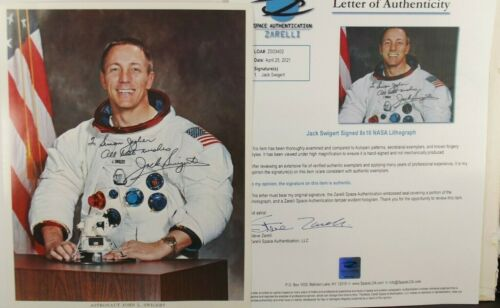 Apollo 13 Jack Swigert