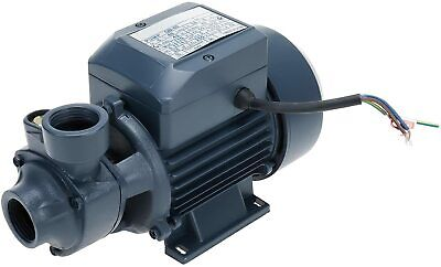 New 12hp Electric Industrial Centrifugal Clear Clean Water Pump Pool Pond Farm