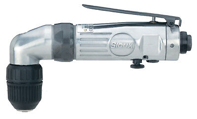 38 Keyless Sioux Force Reversible Right Angle Air Drill 1200 Rpm .33hp