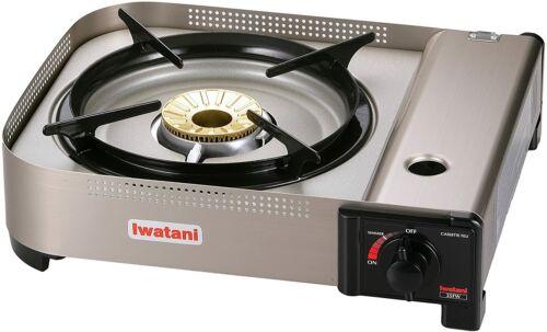 Iwatani Portable Butane 15,000 BTU Professional Stove 35FW