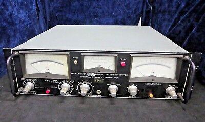 Spectral Dynamics Corporation Sd105a Amplitude Servo Monitor