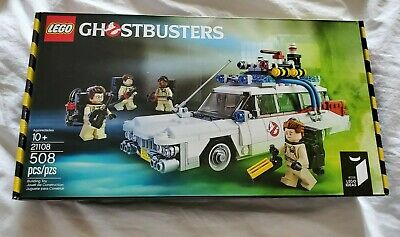 LEGO Ideas Ghostbusters Ecto-1 21108 New in sealed box