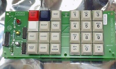 New Veeder-root Tls-350 Or Tls-300 Led Keyboard 329223-003 Tls-350r Tls-350 Plus
