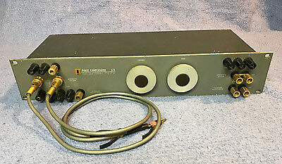 Esi Electro Scientific Industriies 874 Phase Compensator With Leads