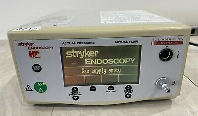 Stryker 40l Hermes Ready High Flow Insufflator 0620-040-001 Endoscopy 3712i
