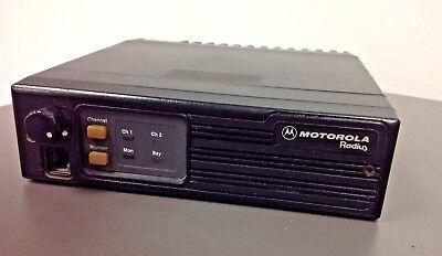 Motorola Radius D34lra73a5ck 20w Uhf 449-470mhz Untested
