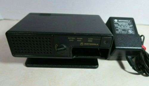 Motorola Amplified Charger NYN8348A for Minitor III IV Pager
