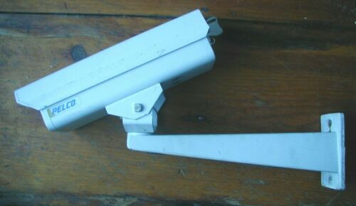 "Pelco EH3512-2 12"" Heated Camera Enclosure EM1450 Wall Mount + SS3512 Sun Shade"