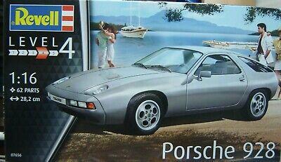 """Revell 1:16 07656 Porsche 928 Bausatz """"Neu""""(AND)"""