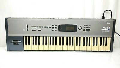 Korg N364 Music Workstation Synthesizer in Excellent Condition, usado comprar usado  Enviando para Brazil