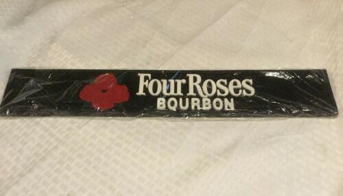 """Four Roses Bourbon Bar Spill Drip Mat - 20 3/4""""x3 1/2"""" - New"""