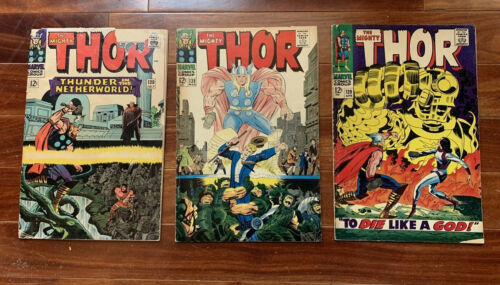Thor 130 138 and 139 Reader Copies
