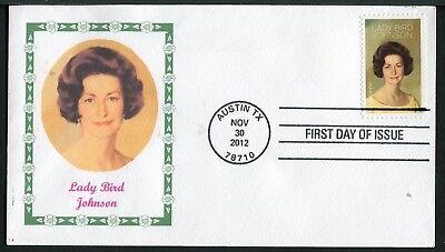 4716f * LADY BIRD JOHNSON BIRTH CENTENNIAL >
