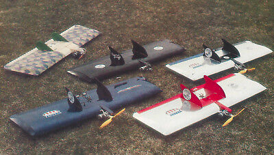 King Kombat Sport   R C Combat Plane Plans Templates And Instructions 40Ws