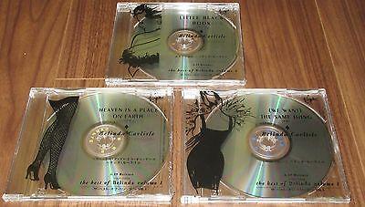 SEALED! FULL SET of all 3 titles! Belinda Carlisle JAPAN PROMO ONLY CD singles!