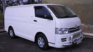 2007 Toyota Hiace Van/Minivan Adelaide CBD Adelaide City Preview