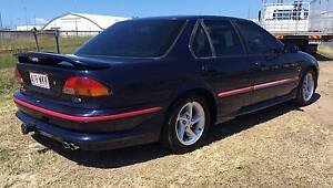 1998 Ford Falcon EL2 XR8 - 4 Speed Auto 185KW - FINANCE AVAILABLE Eagle Farm Brisbane North East Preview