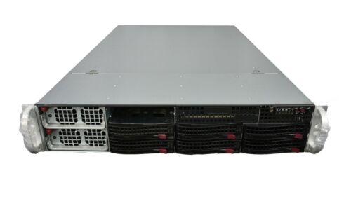 Supermicro 2U CSE-828 64 core @ 2.5GHz H8QG6-F
